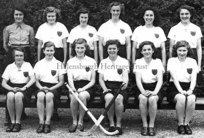 Hermitage School Hockey XI 1948